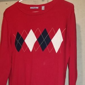 Women's Izod sweater
